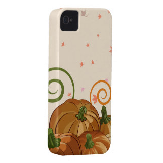Pumpkin Patch iPhone 4 Case-Mate Cases