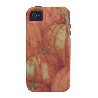 Pumpkin Patch iPhone 4 Covers