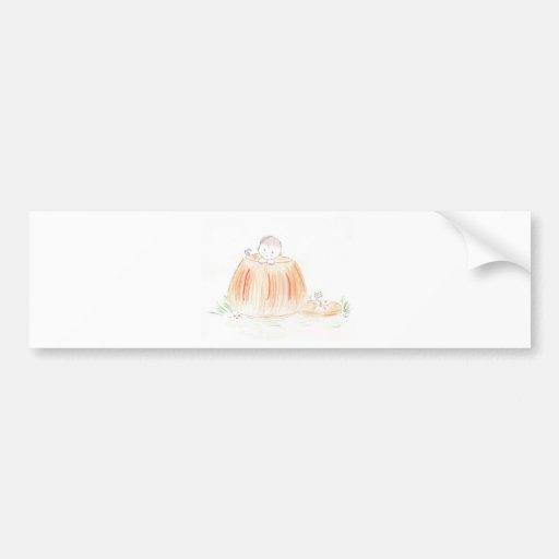 Pumpkin Patch Kid Bumper Stickers