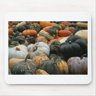 Pumpkin Patch Mouse Mat
