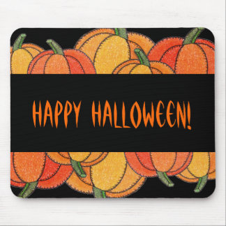 Pumpkin Patch! Mouse Pad