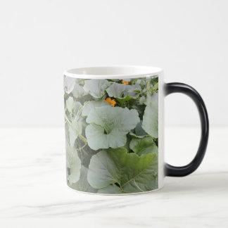 Pumpkin patch morphing mug
