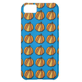 Pumpkin Pattern Cover For iPhone 5C