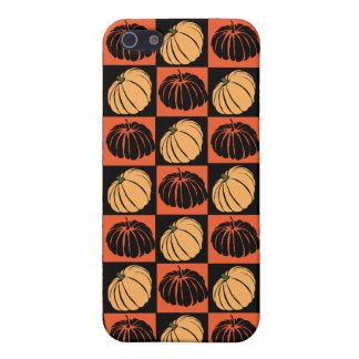 Pumpkin patterns covers for iPhone 5