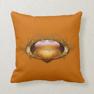 Pumpkin personalized American MoJo Pillow Throw Cushions