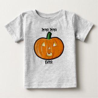 pumpkin, Peter, Peter, Eater Baby T-Shirt