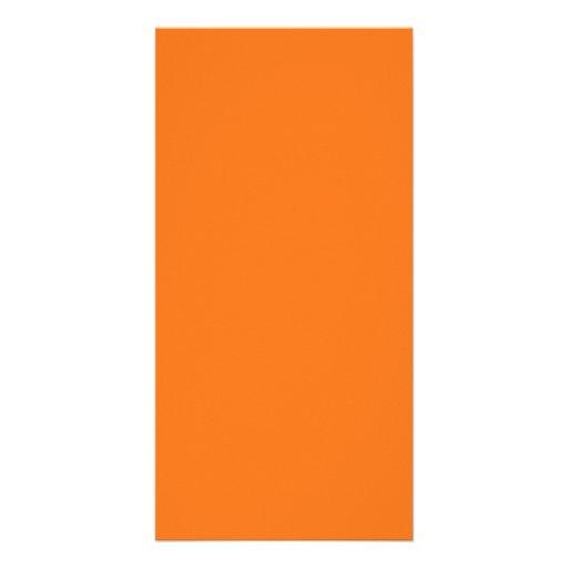 Pumpkin Picture Card