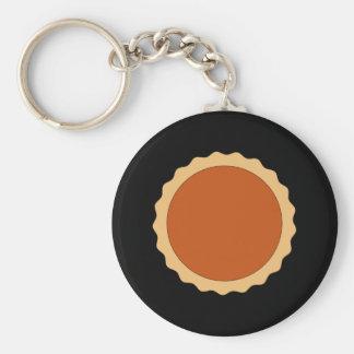 Pumpkin Pie. Key Ring