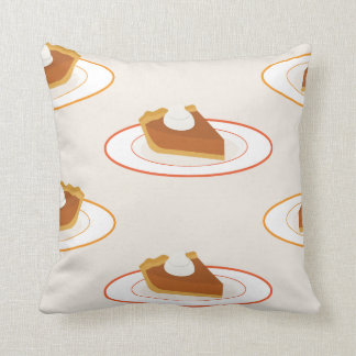 Pumpkin Pie Party Cushion