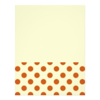 Pumpkin Pie Pattern. Flyer