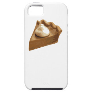 Pumpkin Pie With Whipped Cream iPhone 5 Cases