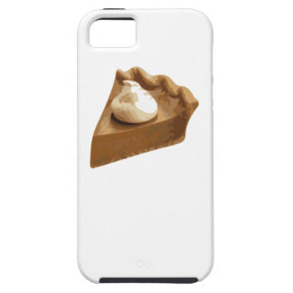 Pumpkin Pie With Whipped Cream iPhone 5 Covers