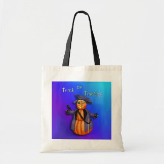 Pumpkin Pirate Tote Bag