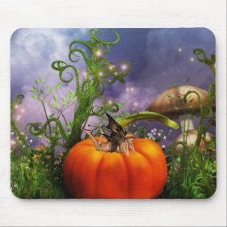 Pumpkin Pixie Mouse Pad