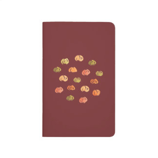 Pumpkin Pocket Journal