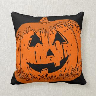 pumpkin,pumpkins,day of the dead,halloween cushion