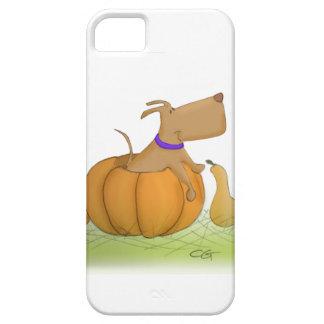 Pumpkin Puppy iPhone Case iPhone 5 Cases