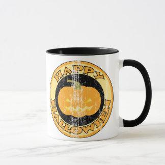 Pumpkin Retro Halloween