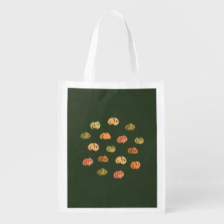 Pumpkin Reusable Bag