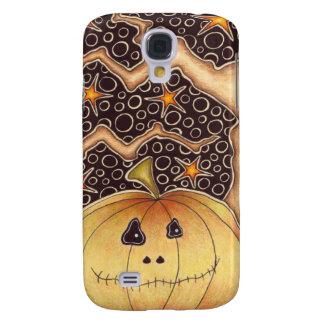 Pumpkin Samsung Galaxy SIV Cover