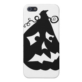 Pumpkin Scared Case For The iPhone 5