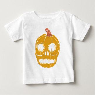 Pumpkin Skull Tshirt