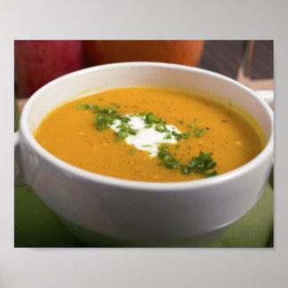 Pumpkin Soup Posters