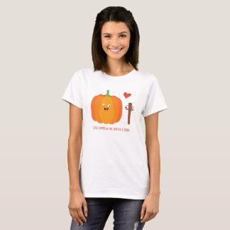 Pumpkin Spice Love Fall Men's Shirt