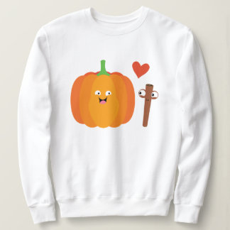 Pumpkin Spice Love Fall Women's Sweater