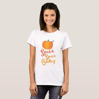 Pumpkin Spice Spice Baby Funny Fall Shirt