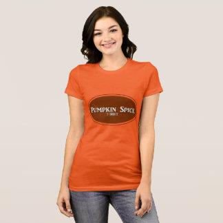 """""""Pumpkin Spice"""" T-shirt"""