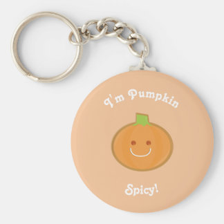 Pumpkin Spicy | Keychain