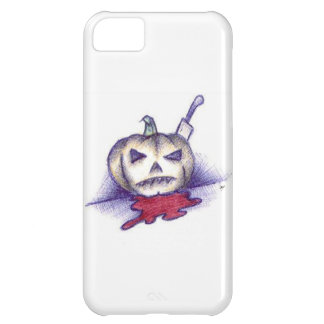 Pumpkin Stab iPhone 5C Case