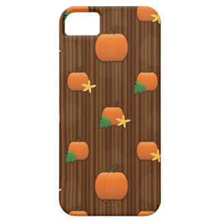 Pumpkin Tile Barely There iPhone 5 Case