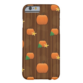 Pumpkin Tile Barely There iPhone 6 Case