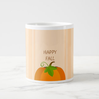 Pumpkin Top Large Coffee Mug