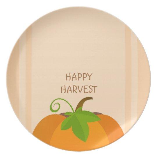 Pumpkin Top Plate