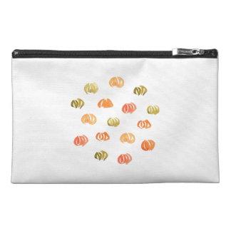 Pumpkin Travel Accessory Bag