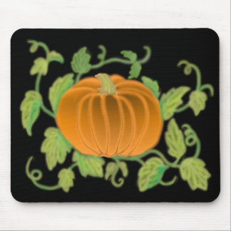 Pumpkin Vines Mousepad