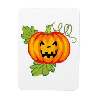 Pumpkin Vinyl Magnet