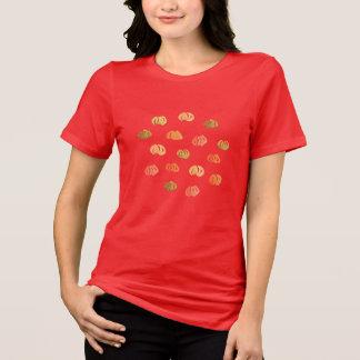 Pumpkin Women's Relaxed Fit Jersey T-Shirt