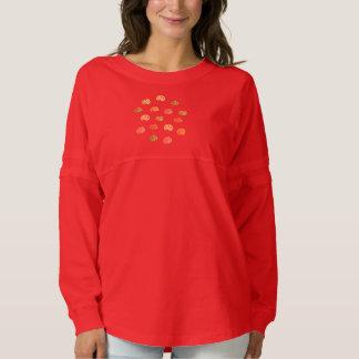 Pumpkin Women's Spirit Jersey Shirt