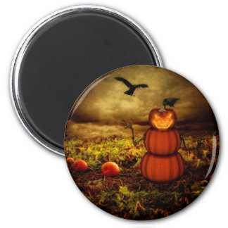 Pumpkinman Magnet
