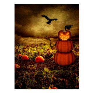 Pumpkinman Postcards