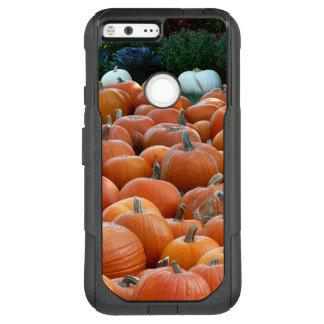 Pumpkins and Mums Autumn Harvest Photography OtterBox Commuter Google Pixel XL Case