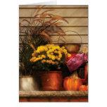 Pumpkins - Autumn Still Life II Greeting Cards