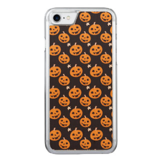Pumpkins Carved iPhone 8/7 Case