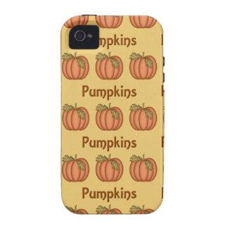 Pumpkins Case-Mate iPhone 4 Case