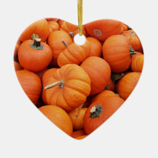 Pumpkins Christmas Ornament