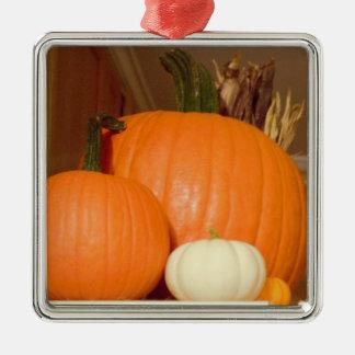 Pumpkins Christmas Ornament
